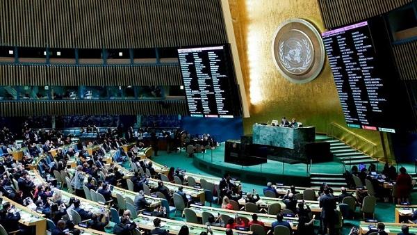 Donald Trump contra la ONU (+Fotos)