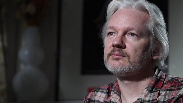 Julian Assange Sentenced to 50 Weeks in Prison in United Kingdom