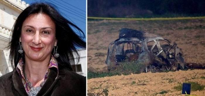 Daphne Caruana Galizia, de 53 años, había salido de su casa en Mosta, una ciudad ubicada a las afueras de la capital de la isla mediterránea, La Valeta, cuando se activó el artefacto explosivo el cual hizo que su vehículo estallara