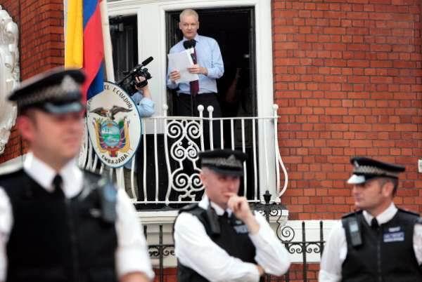 Vigilar a Assange