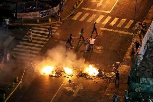 Denuncian en Venezuela nuevos ataques contra el sistema el�ctrico
