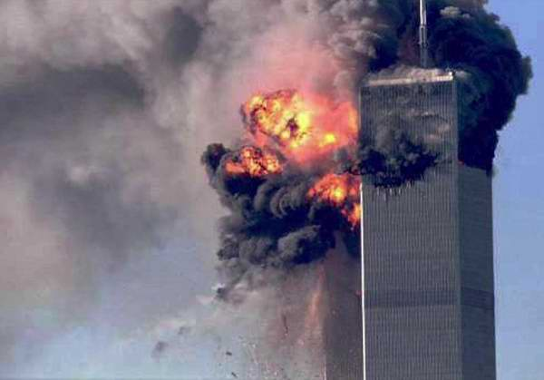 Ataque a las torres gemelas el 11 de septiembre