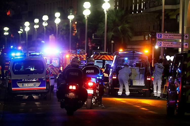 El atentado en Niza (+Fotos)