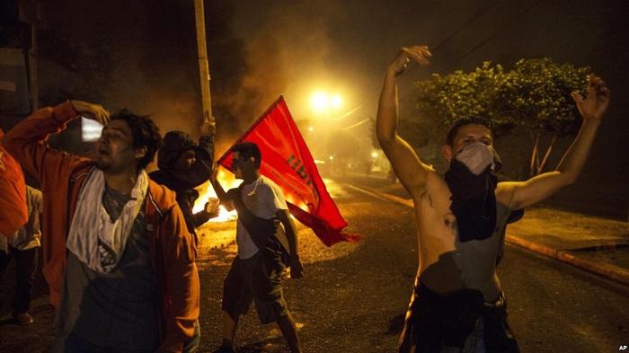 Gobierno decreta toque de queda en toda Honduras por 10 días