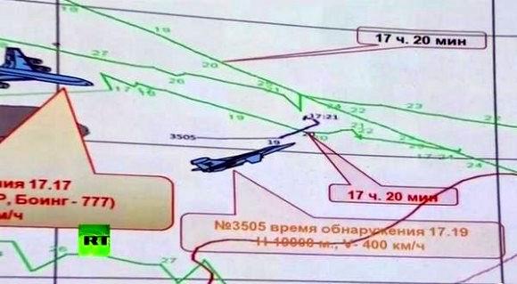 Aseguran que el vuelo de Malasia no cay� en el Oc�ano �ndico