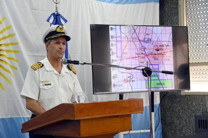 Asegura la Armada Argentina que quizás nunca se sepa qué ocurrió con su submarino