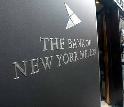 Bank New York Mellon