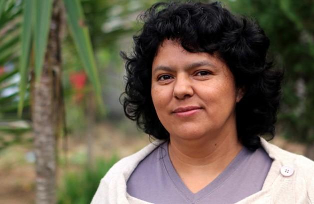 Berta Cáceres fue asesinada el 3 de marzo de 2016