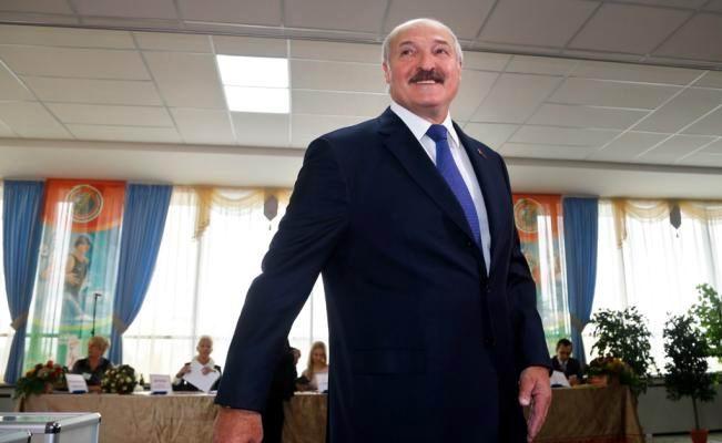 Reelecto Alexánder Lukashenko presidente de Belarús con más del 80 por ciento de los votos