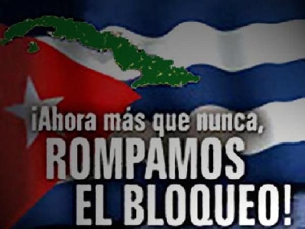 Trabajadores panameños contra el bloqueo a Cuba