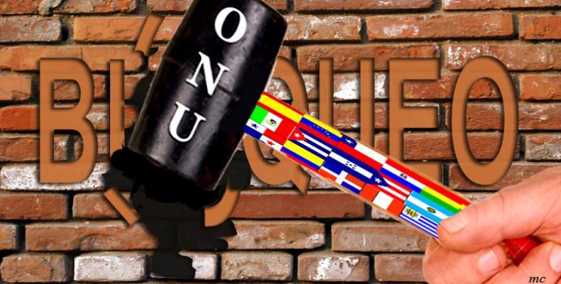 U.S. Blockade on Cuba despite World Demand