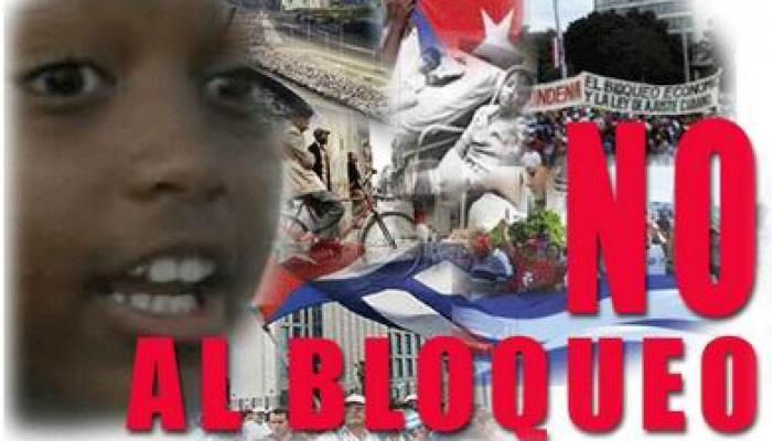 Condenan historiadores matanceros bloqueo de Estados Unidos contra Cuba
