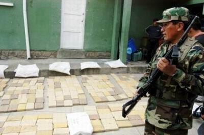 Bolivia rechaza inclusi�n en lista de EEUU sobre narcotr�fico