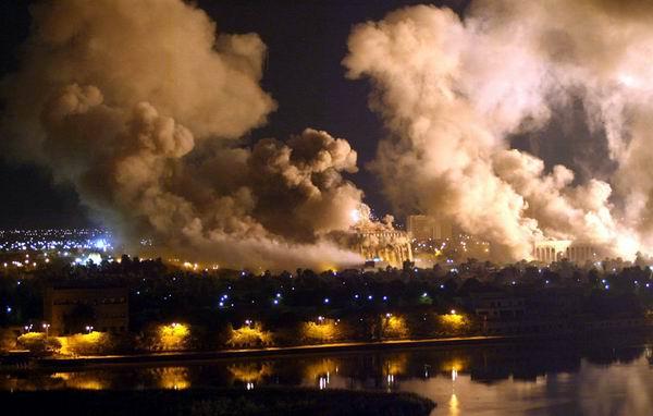 Bombardeos norteamericanos en Irak: m�s de lo mismo