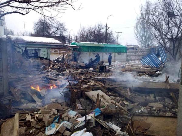 Ofensiva ucraniana contra Donetsk y Lugansk