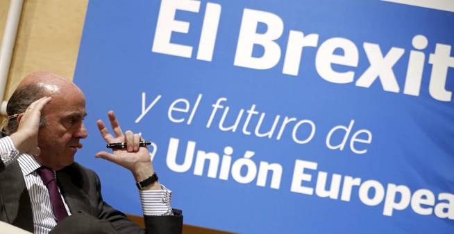 Sesiona cumbre de la Uni�n Europea sobre el Brexit
