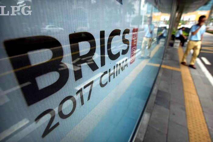 The Beginning of the BRICS Summit Event