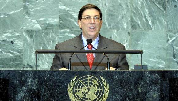 Reclama Cuba en la ONU a pa�ses ricos saldar deudas con el Sur