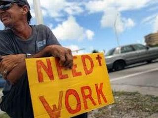 Este Primero de Mayo, el país más poderoso del mundo amanecerá con millones de desempleados