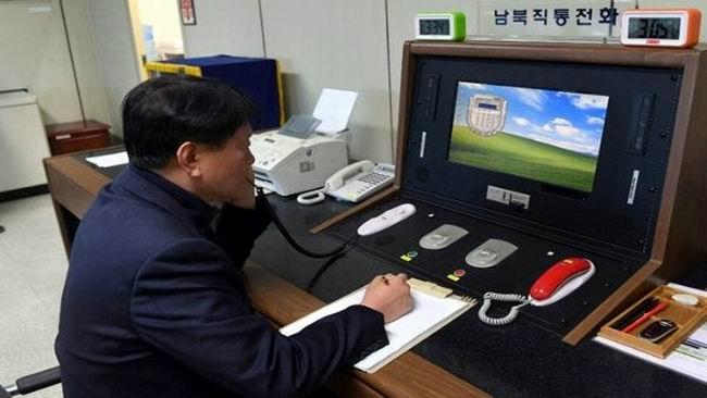 Estrenan nuevo canal de comunicación entre las dos Coreas