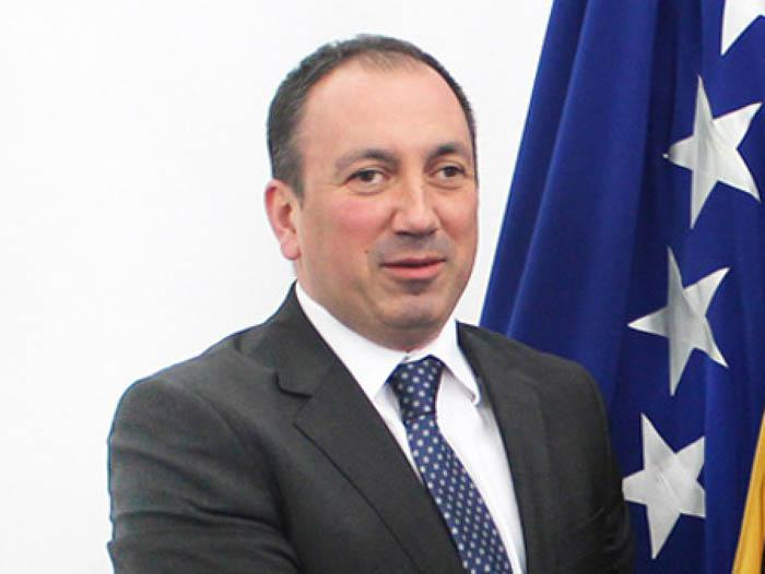 Cuban Economy Minister meets with Bosnian FM