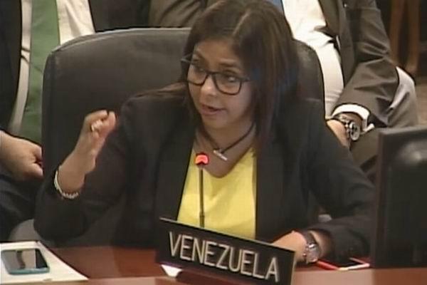 Venezuela en la OEA