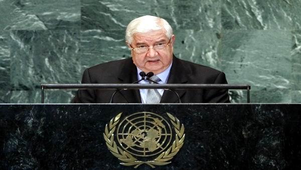 Acusa Siria a EE:UU de actuar con doble rasero en lucha contra Estado Isl�mico