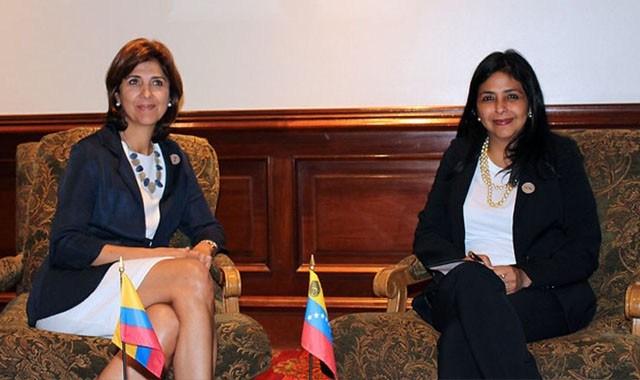Reuni�n de cancilleres de Colombia y Venezuela el 4 de agosto