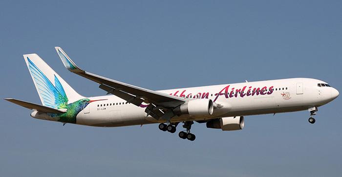 Enlaza Aerolínea caribeña a Trinidad y Tobago con La Habana