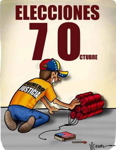 Violencia de la oposición venezolana