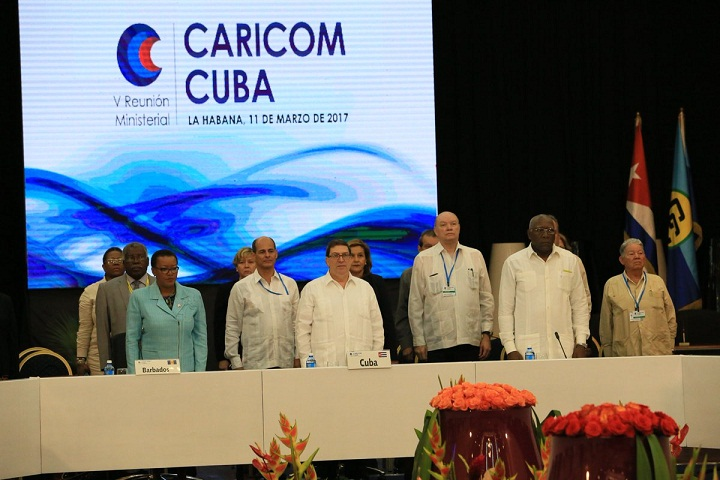 Caribbean states keep in high regard relations with Cuba