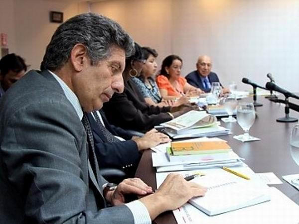 Carlos Álvarez, jefe de la Misión de la Unión de Naciones Suramericanas (UNASUR), que acompañará el proceso electoral venezolano, realiza una visita de trabajo, previa a los comicios del 7 de octubre