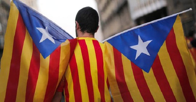 Gana fuerza en Cataluña lista unitaria del independentismo