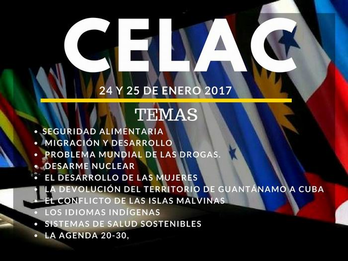 Preparations continue in Dominican Republic prior to CELAC 5th Summit