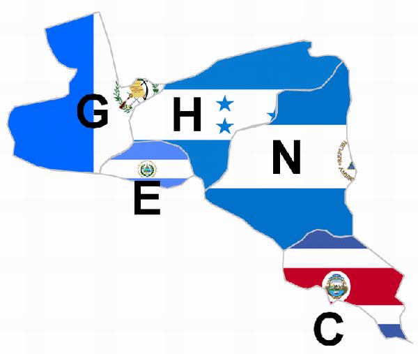 Centroam�rica celebra aniversario 193 de su independencia