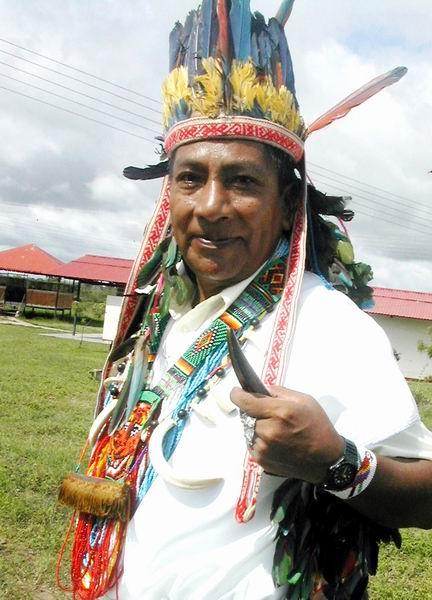 Parece que Cuba y los pueblos indígenas, -comenta Jesús Antonio Juazivioy, el Chamán de Barinas—tienen el mismo pensamiento, la misma filosofía, para defender nuestra Madre Naturaleza