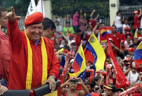El Comandante Hugo Chávez marcó para siempre el rumbo de Venezuela y de América Latina