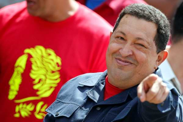 Comandante Presidente Hugo Ch�vez Fr�as. Foto: Reuters.