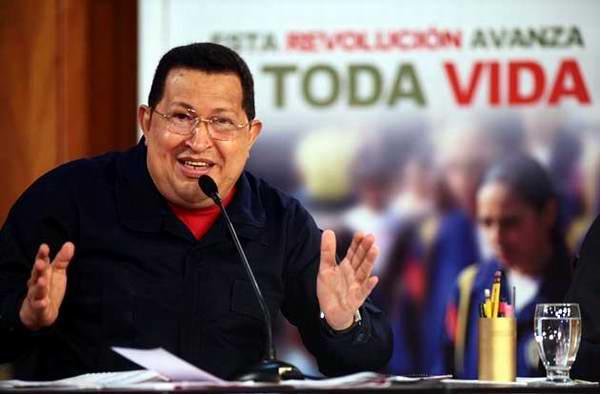 Hugo Chávez, la visión del hombre nuevo, del eterno luchador.