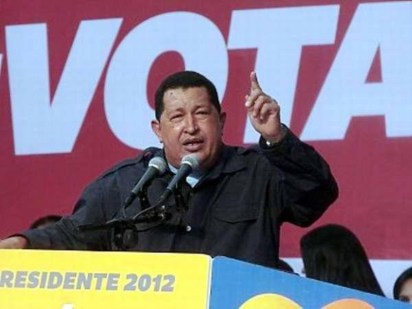 Candidato de la Patria Hugo Chávez