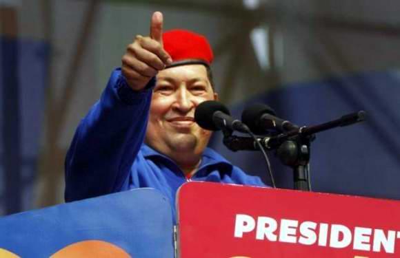 Candidato de la Patria Hugo Chávez Frías