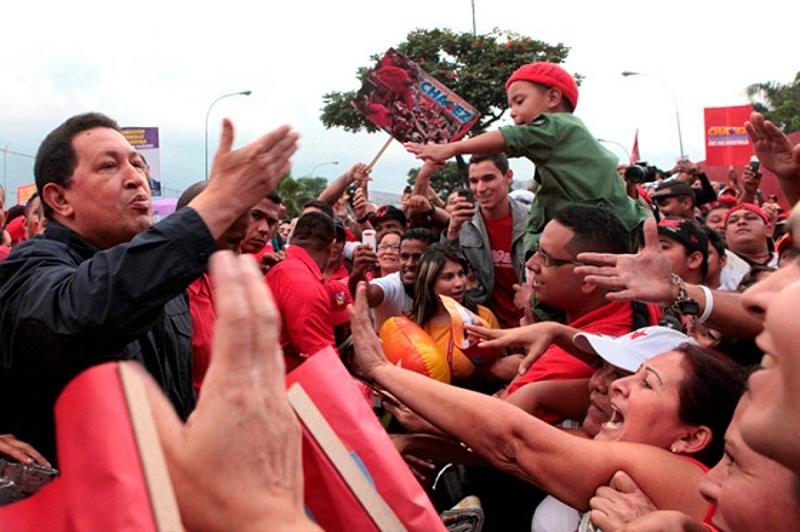 Hugo Chávez: a cinco años de su partida física