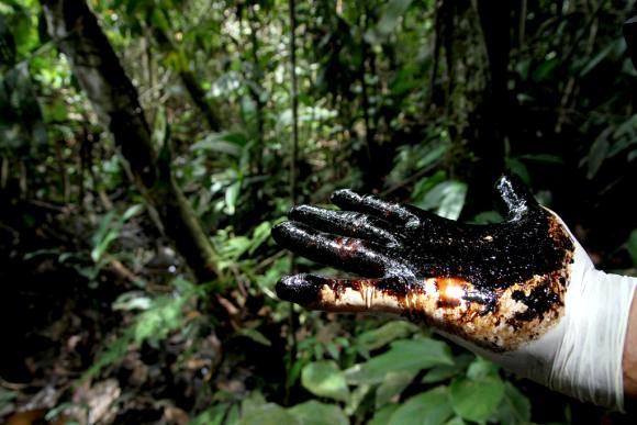 Cuba contra la agresión Chevron-Texaco en la Amazonia ecuatoriana