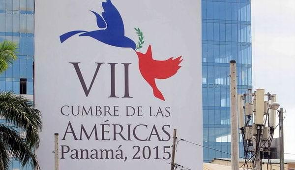 VII Cumbre de las Américas Panamá 2015.