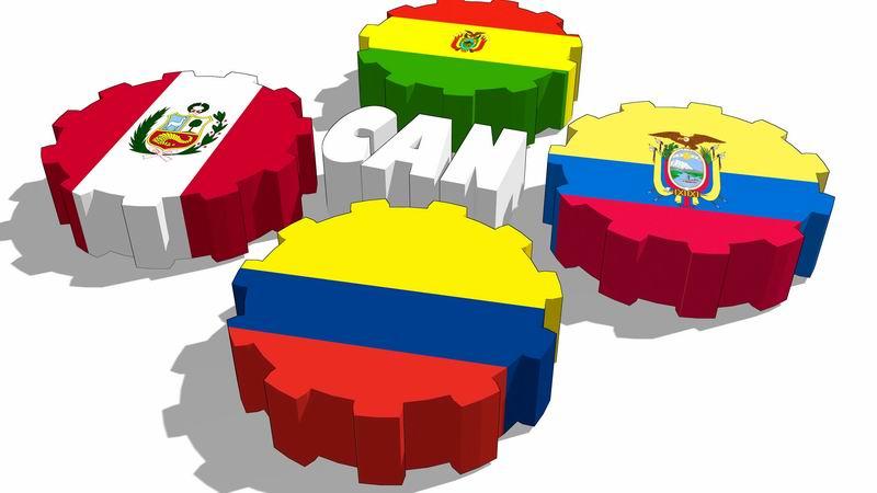 Colombia entrega a Ecuador presidencia pro témpore de Comunidad Andina de Naciones