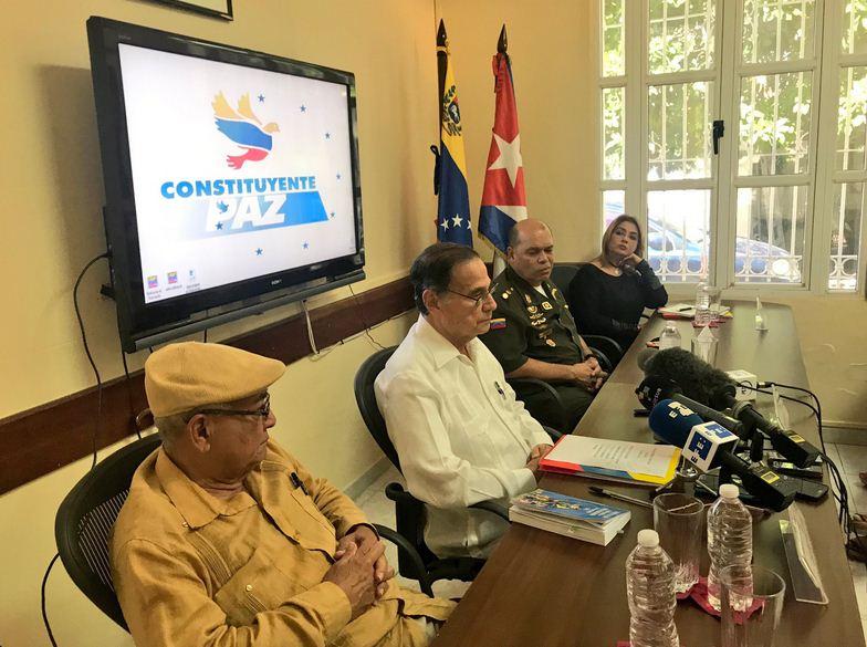 """Embajador Alí Rodríguez Araque: """"En Venezuela decide el pueblo"""" (+Audio)"""