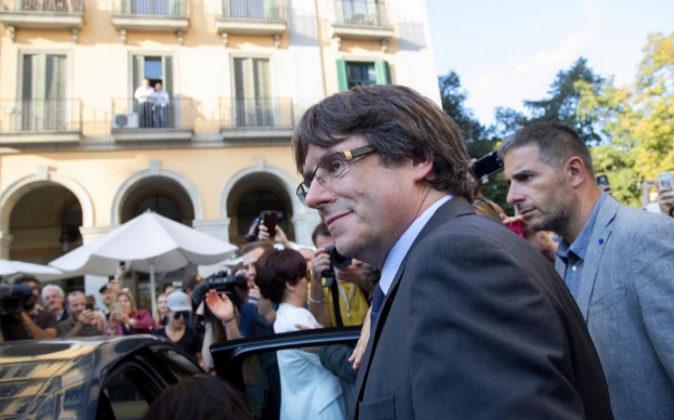 Empeora clima político en Cataluña