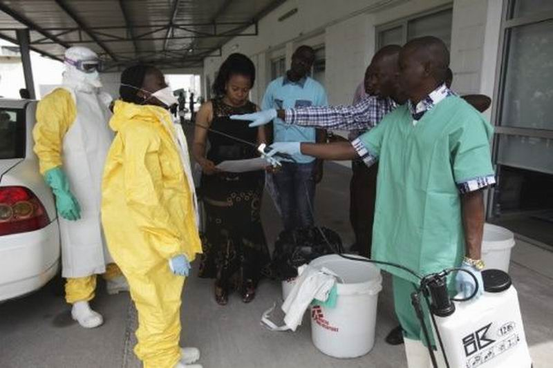 The Ebola virus again in Congo