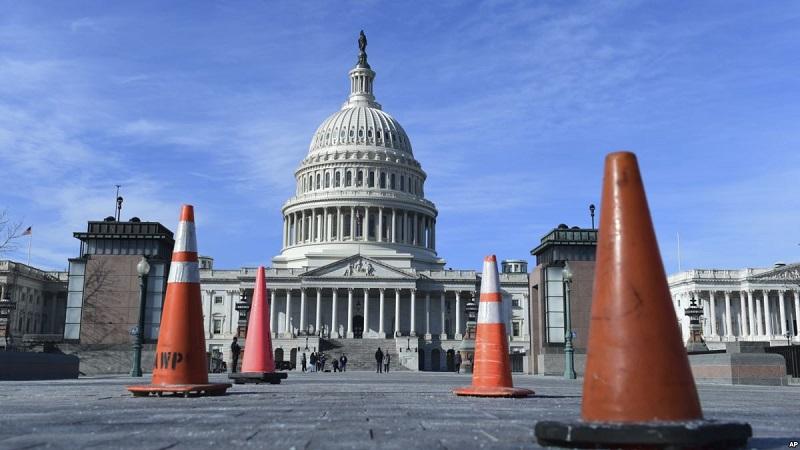 Gobierno de Trump: a un paso del cierre total de sus actividades