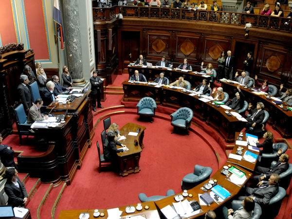 El Congreso uruguayo estrena legislatura
